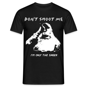 Only for Singers - Männer T-Shirt