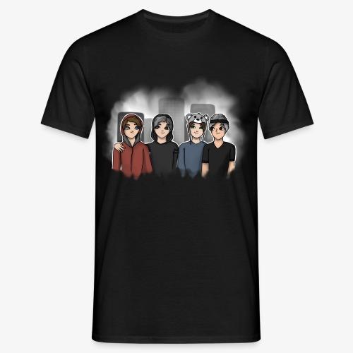 Team Potgrond Art - Mannen T-shirt