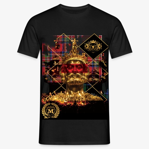 Kings God and Black3 2 - Mannen T-shirt