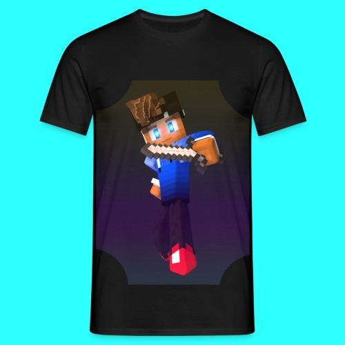 Mit Skin - Männer T-Shirt