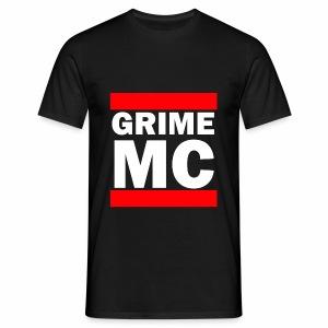 GRIME MC - Men's T-Shirt