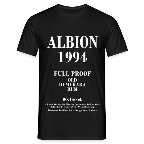 Albion Label Velier Demerara Designs - Herre-T-shirt