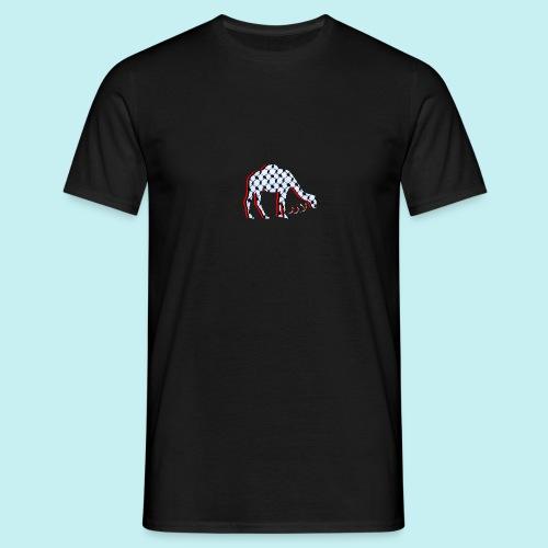 Camel Keffieh - T-shirt Homme