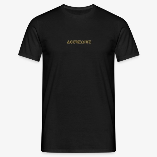 Aggressive Name - Camiseta hombre