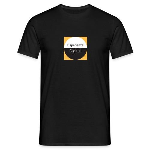 Logo Esperienze Digitali - Maglietta da uomo
