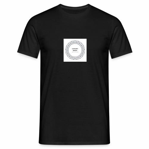 Luxury SHOP Eau De Parfum - T-shirt Homme