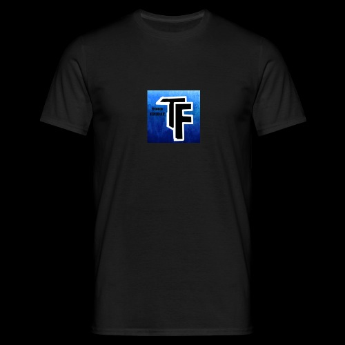 todd friday logo - Men's T-Shirt