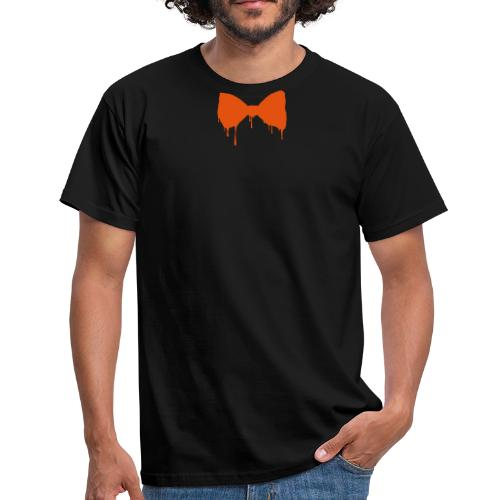 Tie Drops - Männer T-Shirt