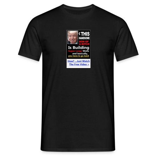 Trumped - Men's T-Shirt