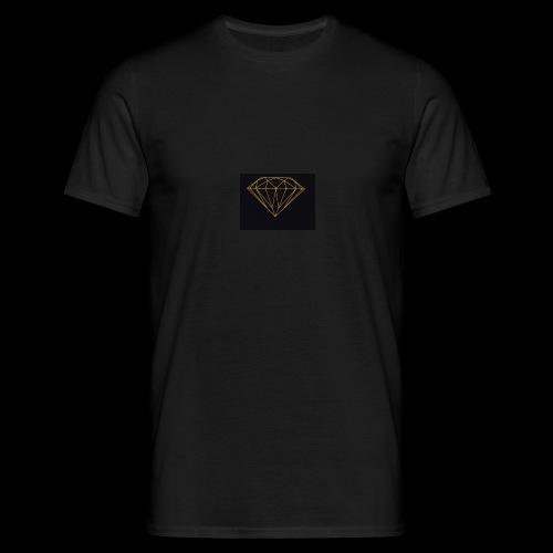 Diamond - T-shirt Homme