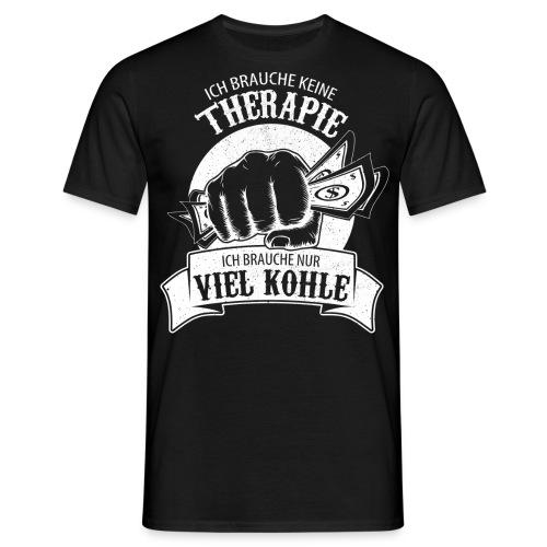 Geiz T-Shirt - Männer T-Shirt