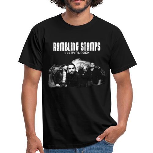 Stampsstuff - Shirt - black - Männer T-Shirt