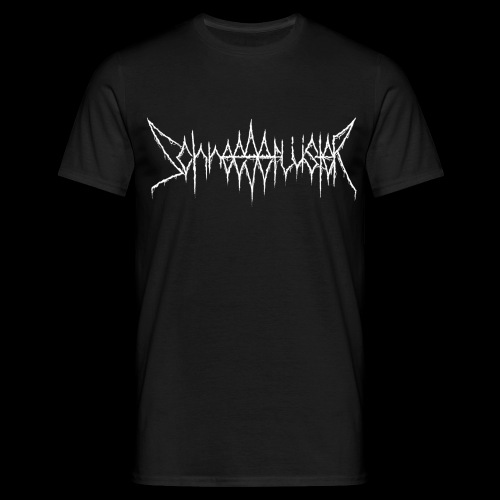 Schneegeflüster-Logo - Männer T-Shirt