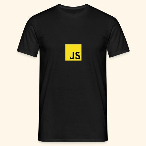 JS Developer T-Shirt - Männer T-Shirt
