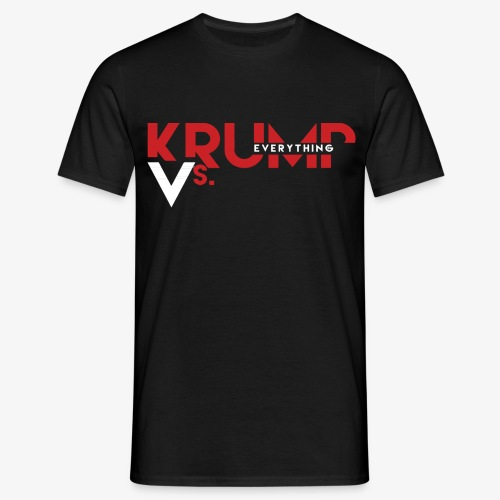 Krump VS Everything - Men's T-Shirt