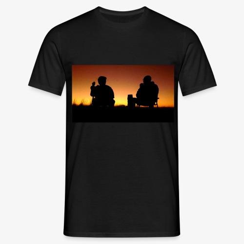 Walter and Jesse - Männer T-Shirt