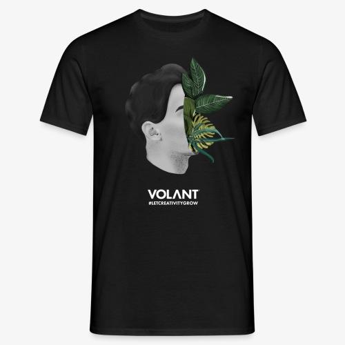 #LETCREATIVITYGROW - Flower Edition - Männer T-Shirt