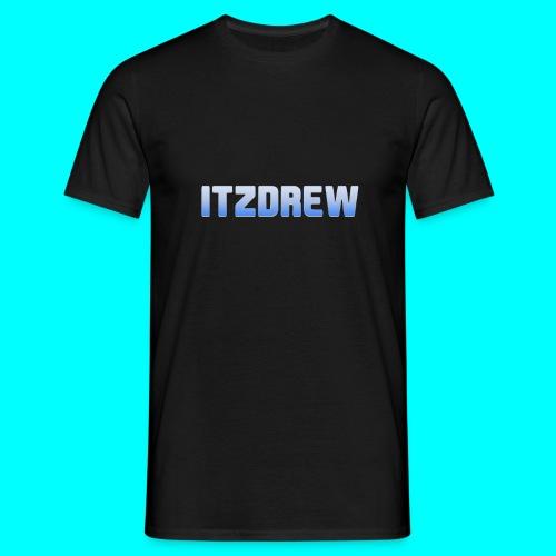 ITZDREW MERCH - Men's T-Shirt