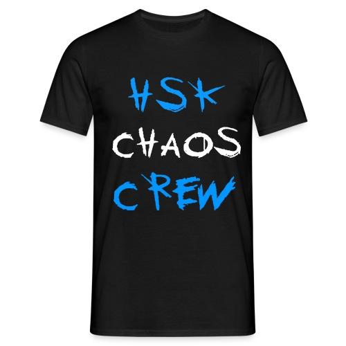 HSK CHAOS CREW - Männer T-Shirt