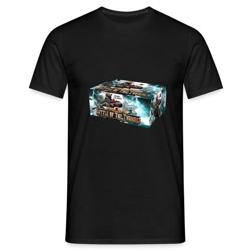 Battle of the Thunder - Männer T-Shirt