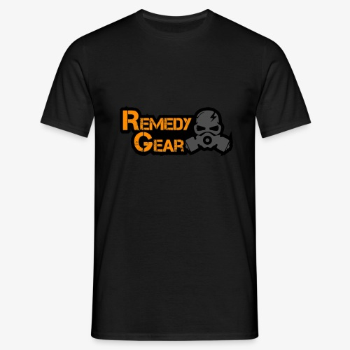 Remedy Gear Logo Wear - Men's T-Shirt