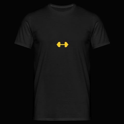 Hantel - Männer T-Shirt