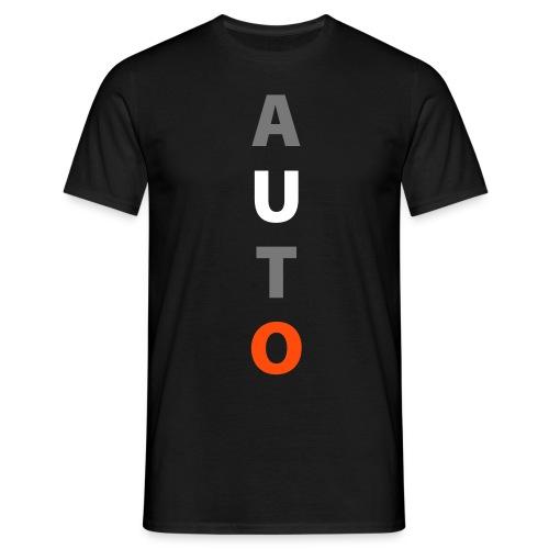 AUTO - Koszulka męska