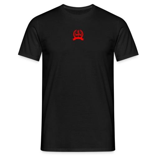 nerty logo rouge - T-shirt Homme