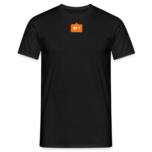 Insta unlucky - Men's T-Shirt