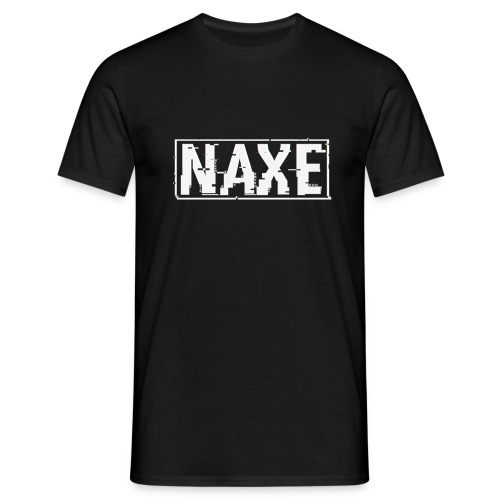Naxe Logo Tee - Maglietta da uomo