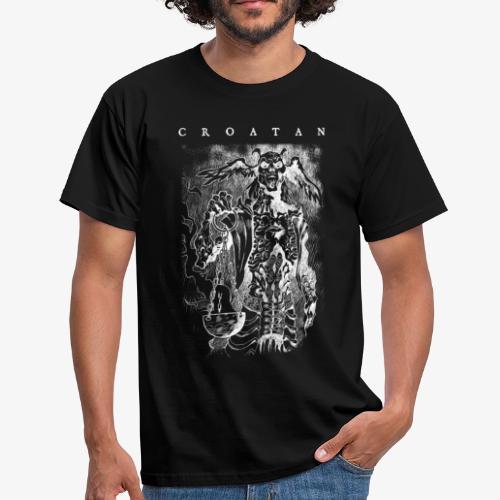 Croatan - Maglietta da uomo