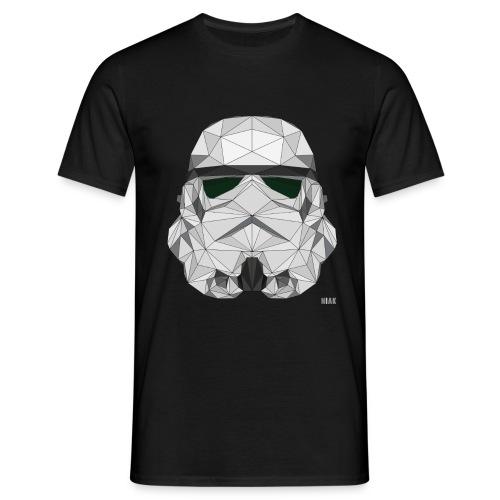 stormtrooper logo - T-shirt Homme
