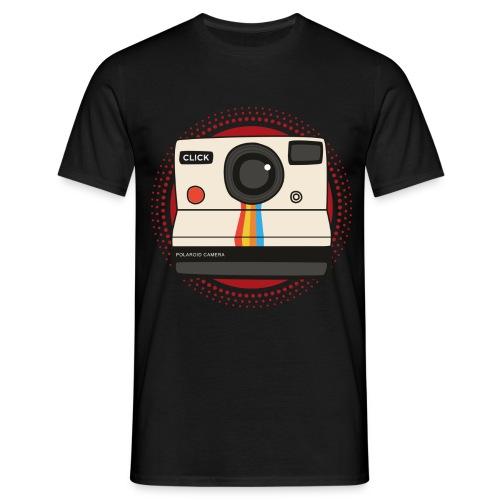 CameraClick - Camiseta hombre