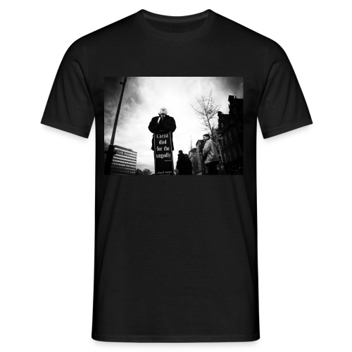 Christ - Men's T-Shirt