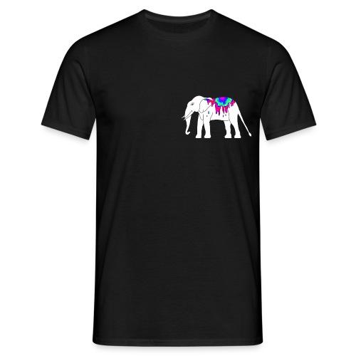 NOMINDSOUND LOGO - Männer T-Shirt