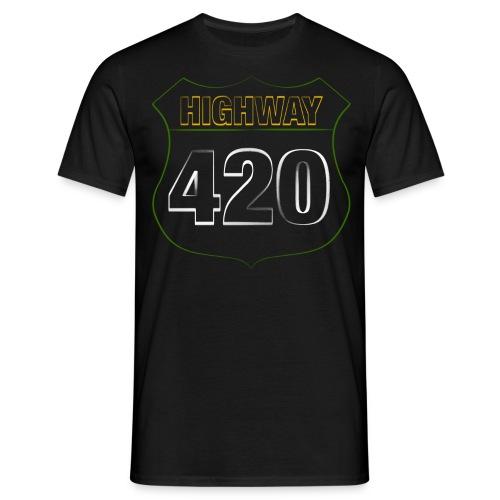 HIGHWAY420 - Männer T-Shirt