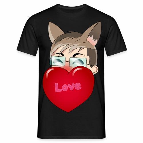 Yukiteru Herz - Männer T-Shirt