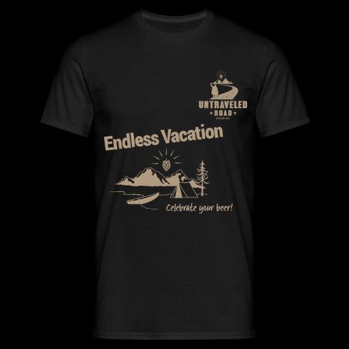 Endless Vacation Shirt - Männer T-Shirt