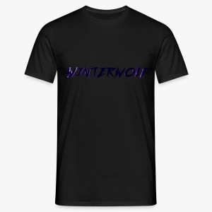 Official WINTERWOLF Season V logo - Mannen T-shirt