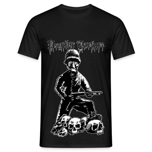 zombie army - Männer T-Shirt