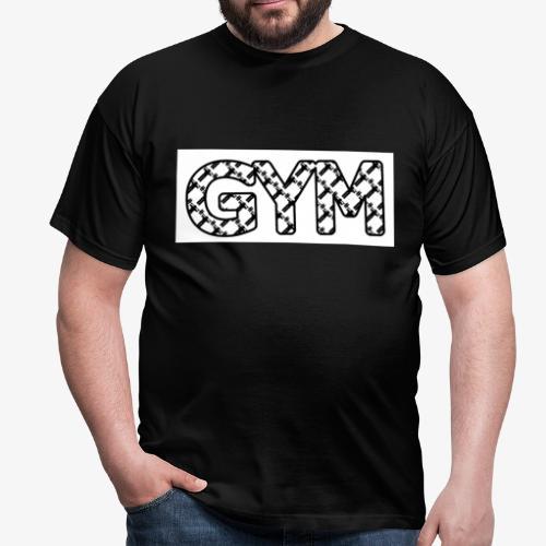 gym - Männer T-Shirt