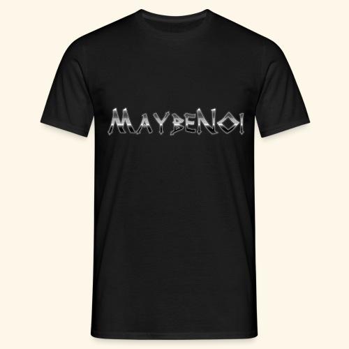 Stone Logo - Männer T-Shirt
