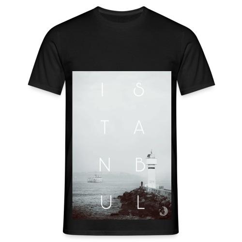 CITY Collection | Istanbul - Männer T-Shirt