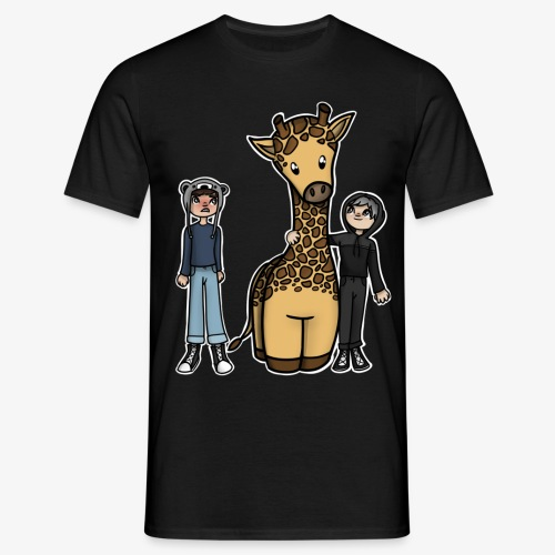 *Limited Edition* Gibby Merchandise - Mannen T-shirt
