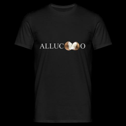 allucoco negro - Camiseta hombre