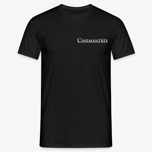 Cinemantrix - T-shirt herr