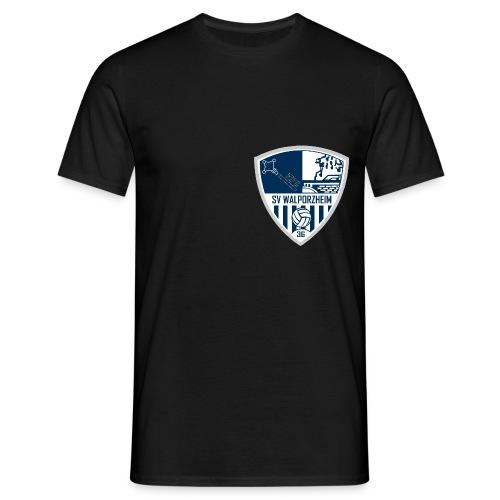 spartaner_walbeze_wappen - Männer T-Shirt