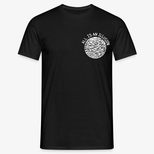 TOUT EST UNE ILLUSION - T-shirt Homme
