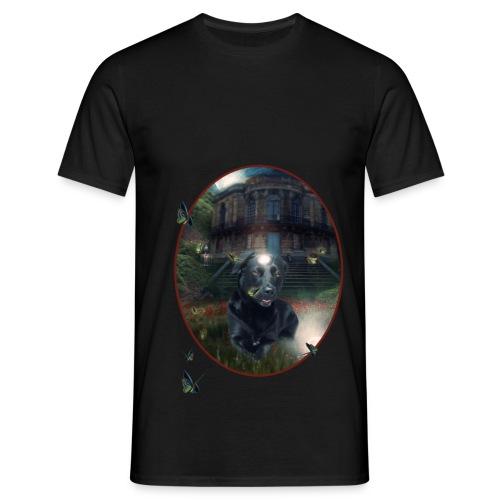 PlaneetCay t shirt - Mannen T-shirt