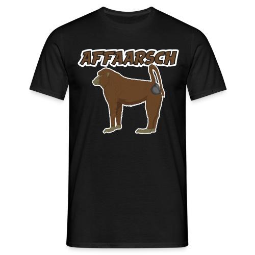 AFFAARSCH - Männer T-Shirt